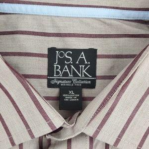 Jos. A. Bank Shirts - Jos A Bank Dress shirt Signature XL B1
